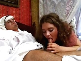 Russian Nurse Orgy Treatment