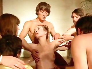 Best Orgies: Orgy From Bodylove (1978) With Cathrine Ringer