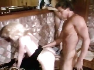 Exotic Dual Invasion Antique Flick With Sharon Mitchell And Kristara Barrington