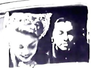 Car Driver Gets A Sexual Pleasure (1940s Antique)