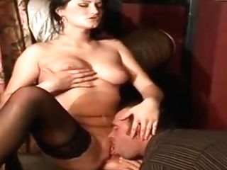 Obese Advisor Licks Tempting Slit Of Wonderful Naked Lady