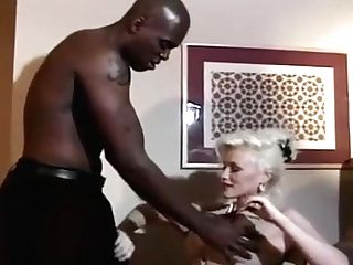 Antique Interracial - Lexington Steele & Cynthia Hammers