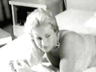 Smiley Naked Cunt Posing In Her Bedroom