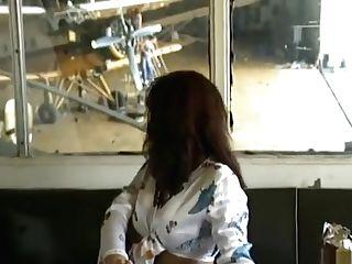 Valentina Has A Double Penetration Gang-bang At The Airport