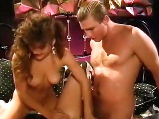 Greatest Pornographic Star Sandra Shout In Incredible Pussy Eating, Big Tits Adult Movie